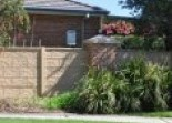 Barrier wall fencing All Hills Fencing Newcastle