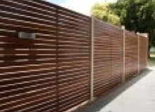 Kwikfynd Decorative fencing argenton
