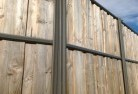 Argenton Lap and cap timber fencing 2