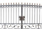 Argenton Wrought iron fencing 10