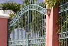 Argenton Wrought iron fencing 12