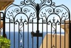 Argenton Wrought iron fencing 13