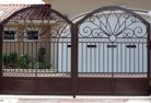 Argenton Wrought iron fencing 2