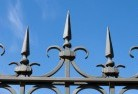Argenton Wrought iron fencing 4