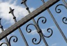 Argenton Wrought iron fencing 6