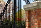 Argenton Wrought iron fencing 7