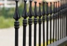 Argenton Wrought iron fencing 8