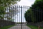 Argenton Wrought iron fencing 9